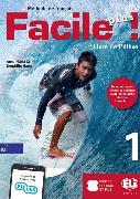 Cover-Bild zu Facile Plus ! A1 - Livre de l'élève von Crimi, A.M.