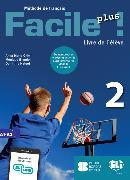 Cover-Bild zu Facile Plus ! A1/A2 - Livre de l'élève von Crimi, A.M.