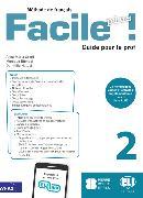 Cover-Bild zu Facile Plus ! A1/A2 - Guide pédagogique + Audio-CD von Crimi, A.M.