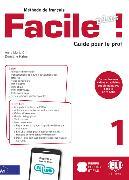 Cover-Bild zu Facile Plus ! A1 - Guide pédagogique + Audio-CD von Crimi, A.M.