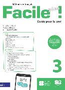 Cover-Bild zu Facile Plus ! A2 - Guide pédagogique + Audio-CD von Crimi, A.M.