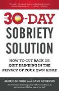 Cover-Bild zu The 30-Day Sobriety Solution (eBook) von Canfield, Jack