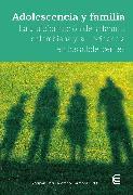 Cover-Bild zu Adolescencia y familia (eBook) von Carmona, Norman Darío Moreno