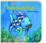 Cover-Bild zu Der Regenbogenfisch Farben von Pfister, Marcus