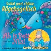 Cover-Bild zu Schlaf guet, chliine Rägebogefisch - Ab is Bett, Nils! von Pfister, Marcus