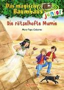 Cover-Bild zu Das magische Baumhaus junior 3 - Die rätselhafte Mumie von Pope Osborne, Mary