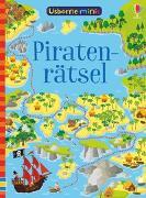 Cover-Bild zu Usborne Minis - Piratenrätsel von Tudhope, Simon