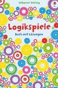 Cover-Bild zu Logikspiele von Tudhope, Simon