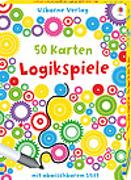 Cover-Bild zu 50 Karten: Logikspiele von Tudhope, Simon
