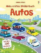 Cover-Bild zu Mein erstes Stickerbuch: Autos von Tudhope, Simon