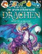 Cover-Bild zu Der große Stickerspaß: Drachen von Tudhope, Simon
