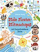 Cover-Bild zu Mein Piraten-Mitmachspaß von Tudhope, Simon