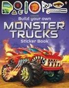 Cover-Bild zu Build Your Own Monster Trucks Sticker Book von Tudhope, Simon