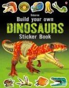 Cover-Bild zu Build Your Own Dinosaurs Sticker Book von Tudhope, Simon