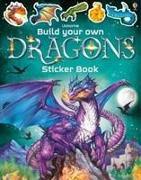Cover-Bild zu Build Your Own Dragons Sticker Book von Tudhope, Simon