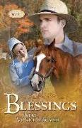 Cover-Bild zu Blessings (eBook) von Sawyer, Kim Vogel
