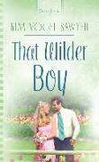 Cover-Bild zu That Wilder Boy (eBook) von Sawyer, Kim Vogel