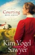 Cover-Bild zu Courting Miss Amsel (eBook) von Sawyer, Kim Vogel