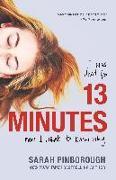 Cover-Bild zu 13 MINUTES von Pinborough, Sarah