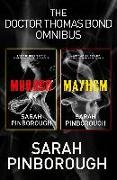 Cover-Bild zu Doctor Thomas Bond Omnibus (eBook) von Pinborough, Sarah