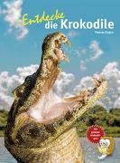 Cover-Bild zu Entdecke die Krokodile von Ziegler, Thomas