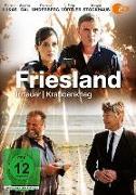 Cover-Bild zu Friesland - Irrfeuer & Krabbenkrieg von Berndt, Timo