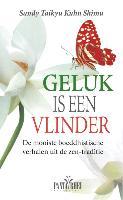 Cover-Bild zu Geluk is een vlinder von Taikyu Kuhn Shimu, Sandy