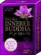Cover-Bild zu Was dein innerer Buddha dir zu sagen hat von Kuhn Shimu, Sandy Taikyu