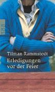 Cover-Bild zu Erledigungen vor der Feier von Rammstedt, Tilman