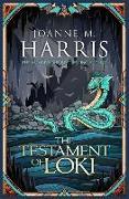 Cover-Bild zu The Testament of Loki von Harris, Joanne M