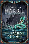 Cover-Bild zu Testament of Loki (eBook) von Harris, Joanne M