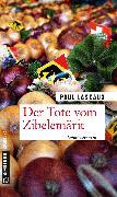 Cover-Bild zu Der Tote vom Zibelemärit (eBook) von Lascaux, Paul