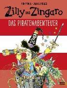 Cover-Bild zu Zilly und Zingaro. Das Piratenabenteuer von Paul, Korky