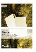 Cover-Bild zu Demenz - Der Kampf gegen das Vergessen (eBook) von Braun, Thomas