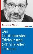 Cover-Bild zu Die berühmtesten Dichter und Schriftsteller Europas (eBook) von Maier, Katharina
