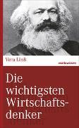 Cover-Bild zu Die wichtigsten Wirtschaftsdenker von Linss, Vera