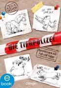 Cover-Bild zu Die Tierpolizei 1 (eBook) von Böhm, Anna