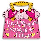 Cover-Bild zu Mi linda cartera rosada de palabras von Nelson, Grupo