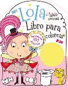 Cover-Bild zu Lola el hada dulcita- Libro para colorear von Nelson, Thomas