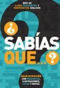 Cover-Bild zu Sabias que...? (eBook) von Nelson, Grupo