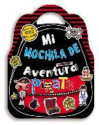 Cover-Bild zu Mi mochila de aventura pirata von Nelson, Grupo