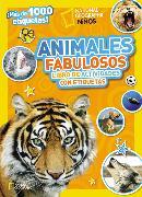 Cover-Bild zu Animales fabulosos von Nelson, Grupo