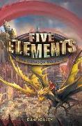 Cover-Bild zu Five Elements #3: The Crimson Serpent (eBook) von Jolley, Dan
