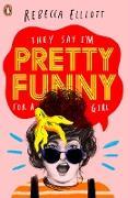 Cover-Bild zu Pretty Funny (eBook) von Elliott, Rebecca