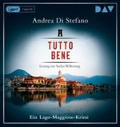 Cover-Bild zu Tutto Bene. Ein Lago-Maggiore-Krimi von Di Stefano, Andrea