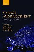 Cover-Bild zu Finance and Investment: The European Case von Mayer, Colin (Peter Moores Professor of Management Studies, Peter Moores Professor of Management Studies, Said Business School, University of Oxford, UK) (Hrsg.)