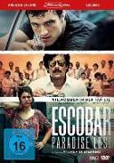 Cover-Bild zu Escobar - Paradise Lost von Benicio Del Toro (Schausp.)