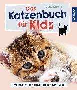 Cover-Bild zu Das Katzenbuch für Kids (eBook) von Böttjer, Andrea