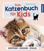 Cover-Bild zu Das Katzenbuch für Kids von Böttjer, Andrea