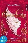 Cover-Bild zu GötterFunke - Liebe mich nicht (eBook) von Woolf, Marah